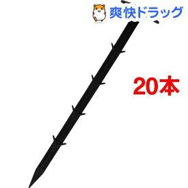 セフティ-3 シート押え 25cm(10本入*2コセット)【セフティー3】