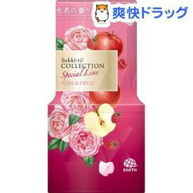 お部屋のスッキーリ! Sukki-ri! 消臭芳香剤 コレクション ローズ&フルーツの香り(400ml)【スッキーリ!(sukki-ri!)】