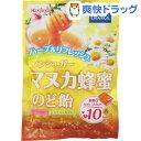 春日井製菓 ノンシュガーマヌカ蜂蜜のど飴(70g)