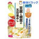 大満足ごはん 豆腐と根菜の五目釜めし G1(120g)【大満足ごはん】[ベビー用品]