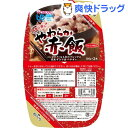 和光堂 介護食/区分1 食事は楽し やわらか赤飯(100g*2食入)【食事は楽し】