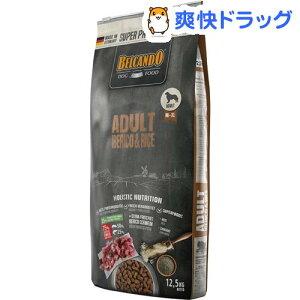 ベルカンド アダルト イベリコ豚&ライス(12.5kg)【BELCANDO】