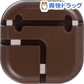 リッチェル カスタムペットサークル 台座 2コセット ブラウン(1セット)