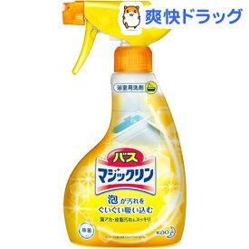 バスマジックリン お風呂用洗剤 ハンディスプレー 本体(380ml)【バスマジックリン】