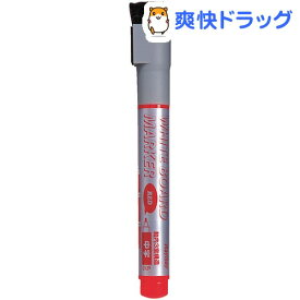 ホワイトボード用 ボードマーカー (直液式) 中字 レッド LBM26R(1本入)