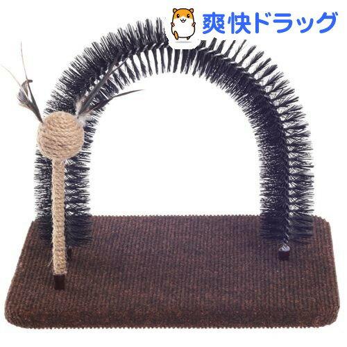 キャティーマン モダンルーム 毛づくろいブラシ(1コ入)【キャティーマン】