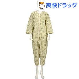 ソフトケア ねまき スリーシーズン みどり M(1枚入)【ソフトケア(介護用品)】