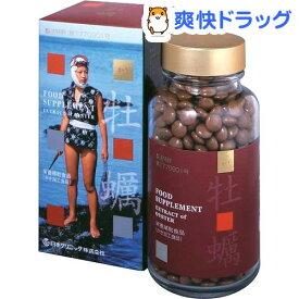 日本クリニック 牡蠣(600粒)【日本クリニック】
