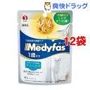 メディファス スープパウチ 1歳から・成猫用 まぐろ・ささみ しらす・かつお節入り(40g*12コセット)【メディファス】[…