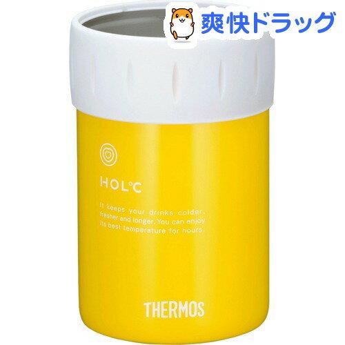 サーモス 保冷缶ホルダー イエロー JCB-351 Y(1コ入)【サーモス(THERMOS)】