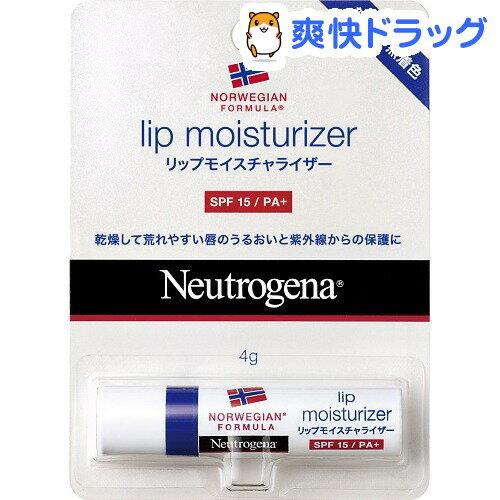 ニュートロジーナ リップモイスチャライザー(4g)【jnj_neut_6】【Neutrogena(ニュートロジーナ)】