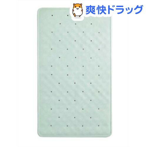幸和 浴室内バスマット YM001G グリーン(1枚入)【TacaoF(テイコブ)】【送料無料】