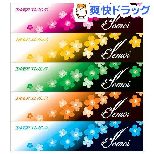 エルモア エレガンスティシュー(5箱)【エルモア】