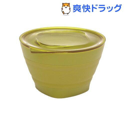 アラジン アコーディオンコンテナ S グリーン(1コ入)【アラジン(Aladdin)】