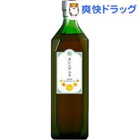 マザーチンクチャー カレンデュラ 特大(720ml)【HJオリジナルマザーチンクチャーJ】
