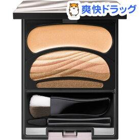 ソフィーナ オーブ ブラシひと塗りシャドウN SC02 シースルーベージュ(4.5g)【オーブ(AUBE)】