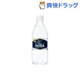 サントリー ソーダ(490ml*24本)【サントリー】