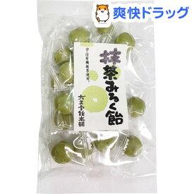 味楽園 抹茶みるく飴(72g)