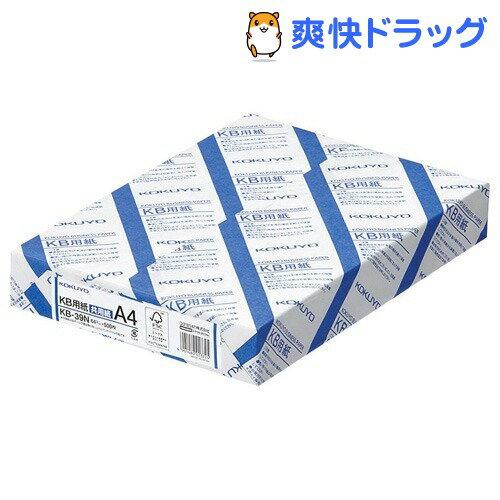 コクヨコピー用紙A4白色度80%紙厚0.09mmKB-39N