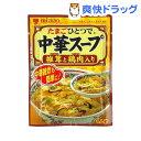 ミツカン 中華スープ 椎茸と鶏肉(35g)[椎茸 調味料 つゆ スープ]