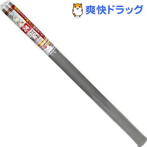 ダイオクラウンネット 24メッシュ ホワイトグレイ 91cm*2m(1コ入)【ダイオ化成】