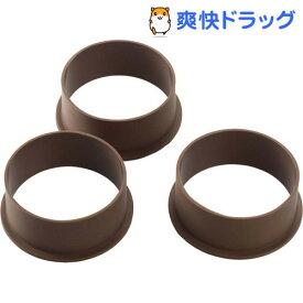 ヨシカワ 珈琲屋さんの厚焼きパンケーキリング 丸 SJ2002(3コ入)【ヨシカワ】