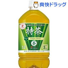 サントリー 伊右衛門 特茶 特定保健用食品(1L*12本入)【特茶】
