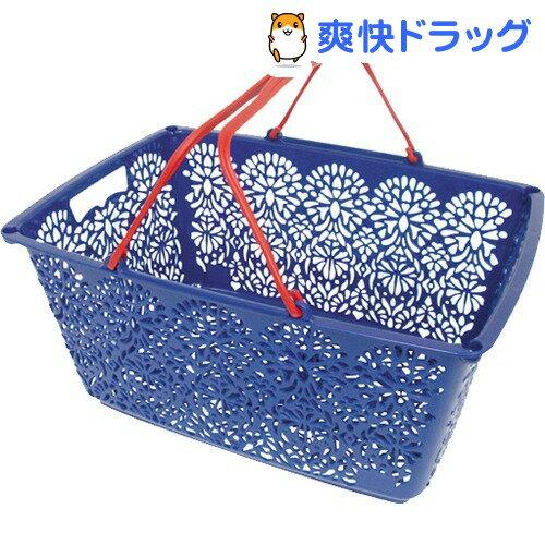 マハロバスケット ネイビーガール(1コ入)【マハロバスケット】