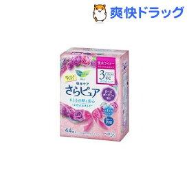 ロリエ さらピュア スリムタイプ 3cc ローズガーデンの香り(44枚入)【ロリエ】