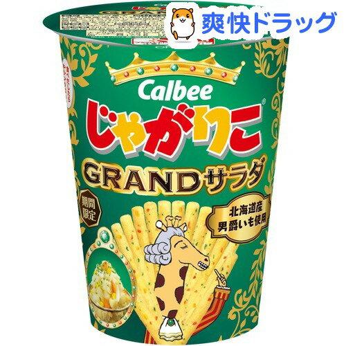 じゃがりこ GRANDサラダ(72g)【じゃがりこ】