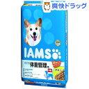 アイムス 成犬用 体重管理用 チキン 中粒(12kg)【d_iamsdog】【アイムス】