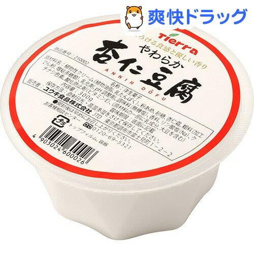 【訳あり】ユウキ 業務用 やわらか杏仁豆腐(300g)