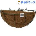 ウォールハンギングバスケット Lサイズ NMP-W6L(1コ入)