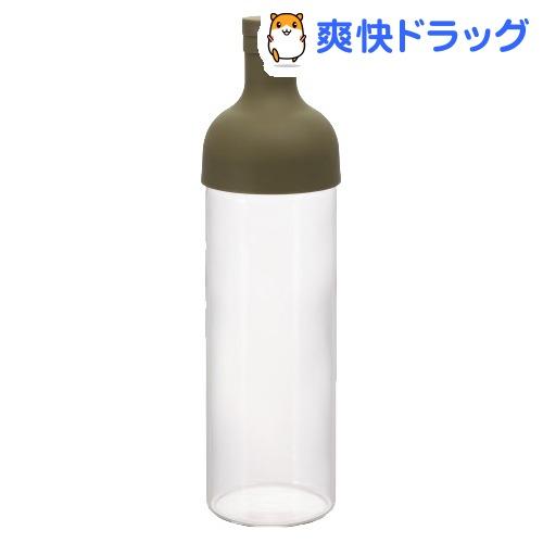 ハリオ フィルターインボトル オリーブグリーン(1コ入)【ハリオ(HARIO)】