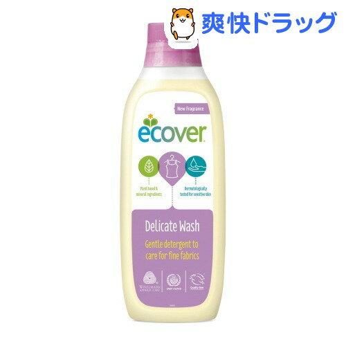 エコベール デリケートウォッシュ(1L)【エコベール(ECOVER)】