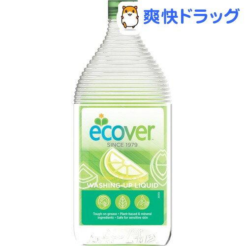 エコベール 食器用洗剤 レモン 詰替用(950mL)【エコベール(ECOVER)】