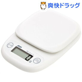 A&D ホームスケール ホワイト UH-3301W(1コ入)【A&D(エーアンドデイ)】