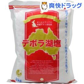 デボラ湖塩(1kg)【兼松塩商】