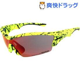 ナンバー スポーツサングラス Matte Neon Yellow*Black Spray Transfar(1コ入)【Number(ナンバー)】