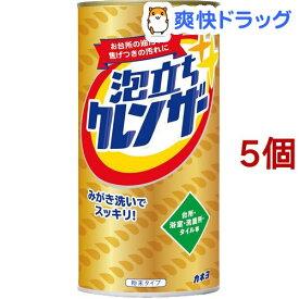 カネヨ 泡立ちクレンザー(400g*5個セット)