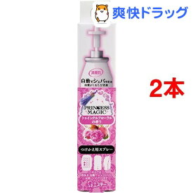 消臭力 自動でシュパッと 消臭芳香剤 トゥインクルフローラルの香り つけかえ用(39mL*2コセット)【消臭プラグ】