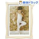 ラドンナ リボンフレーム ホワイト 2Lサイズ MJN68-2L-WH(1コ入)【ラドンナ】