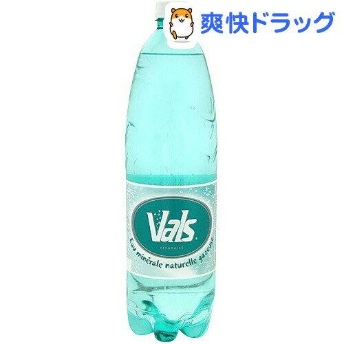 ヴァルス ビヴァレー 炭酸水(1.25L*12本入)[ミネラルウォーター 水]【送料無料】