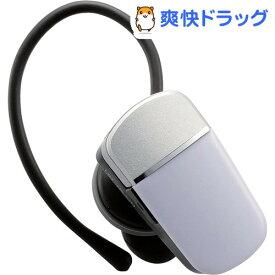 エレコム Bluetoothヘッドセット 通話 会議 A2DP対応 ホワイト LBT-HS40MMPWH(1個)【エレコム(ELECOM)】