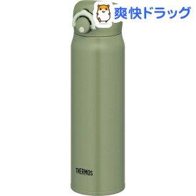 サーモス 真空断熱ケータイマグ 0.6L カーキ JNR-601 KKI(1個)【サーモス(THERMOS)】