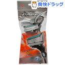 ドルコ PACE6 SA A100 6枚刃(3本入)【ドルコ】