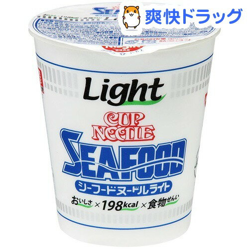 シーフードヌードル ライト(1コ入)【カップヌードル】[カップヌードル カップラーメン カップ麺]