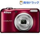 ニコン デジタルカメラ クールピクス A10 レッド(1台)【クールピクス(COOLPIX)】