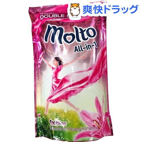 モルト オールインワン ピンク リフィル(800mL)【モルト(molto)】