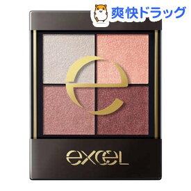 エクセル リアルクローズシャドウ CS04 プラムニット(1コ入)【エクセル(excel)】